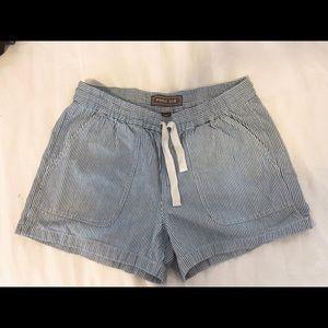JCrew Point Sur Seaside Shorts